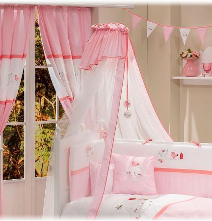 Балдахин на кроватку Fiorellino Tweet Home балдахин на детскую кроватку купить в пензе