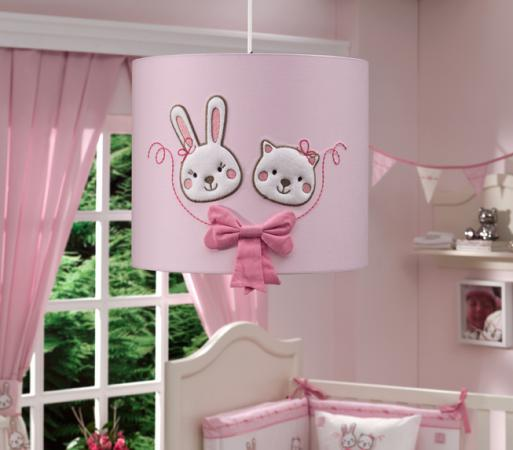 Абажур Fiorellino Lily Milly подушки для малыша fiorellino подушка lily milly 40х40 см