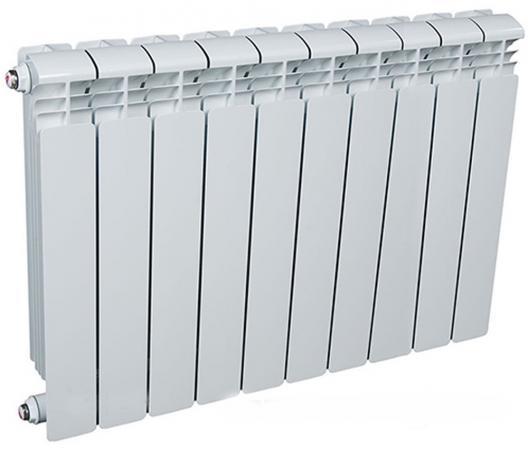 Радиатор алюминиевый Rifar Alum 500 500/90 10 секций 1830Вт алюминиевый радиатор rifar alum 500 4 сек
