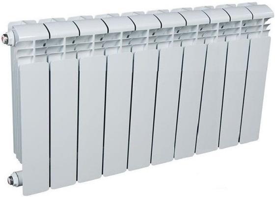 Алюминиевый радиатор Rifar Alum 350 350/90 10 секций 1390Вт алюминиевый радиатор rifar alum 350 350 90 10 секций 1390вт