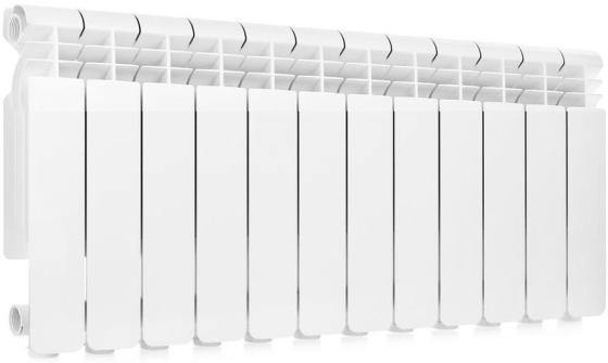 Алюминиевый радиатор Rifar Alum 350 350/90 12 секций 1668Вт алюминиевый радиатор rifar alum 500 6 сек