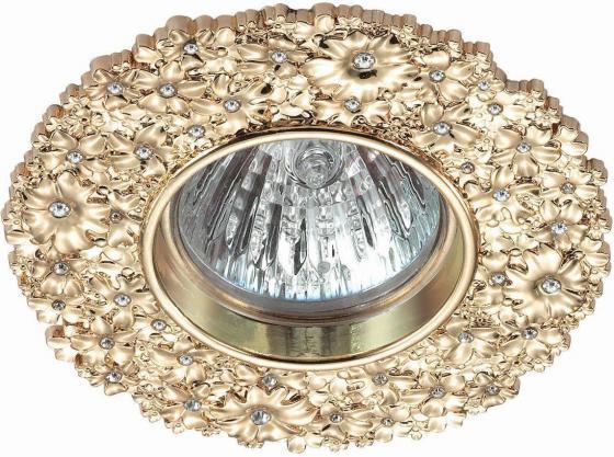 Встраиваемый светильник Novotech Candi 370334 встраиваемый светильник novotech candi 370334