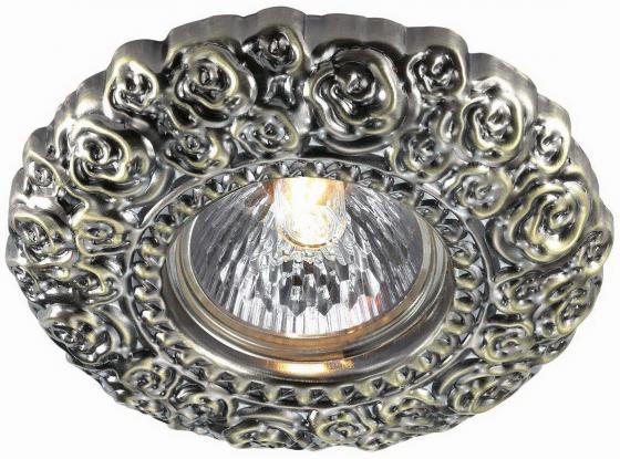 Купить Встраиваемый светильник Novotech Fiori 370310