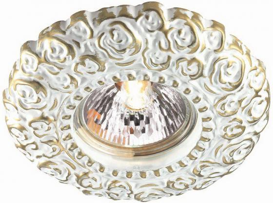 Купить Встраиваемый светильник Novotech Fiori 370311
