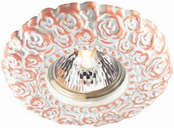 Купить Встраиваемый светильник Novotech Fiori 370313