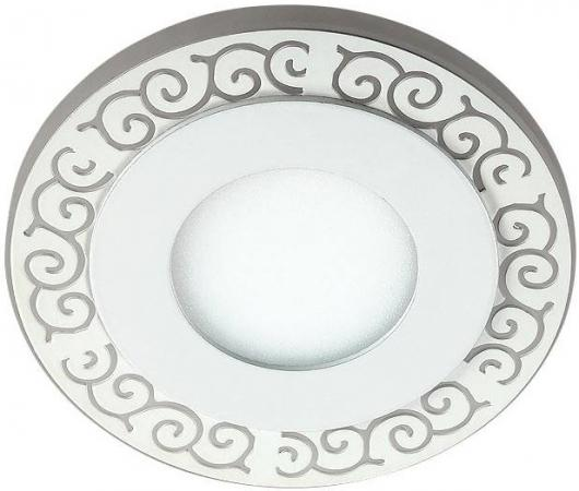 Встраиваемый светодиодный светильник Novotech Trad 357362 встраиваемый светодиодный светильник novotech trad 357395
