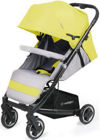 Фото - Коляска прогулочная Navington Scooner (колеса 12/цвет ibiza) коляска прогулочная everflo safari grey e 230 luxe
