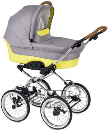 Коляска для новорожденного Navington Caravel (колеса 14/цвет ibiza/EVA Wels)