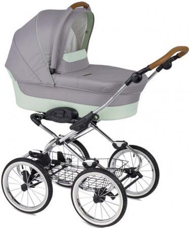 Коляска для новорожденного Navington Caravel (колеса 14/цвет bali) коляска для новорожденного