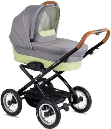 Коляска для новорожденного Navington Corvet (колеса 12/цвет bali) коляска navington navington коляска люлька corvet crete