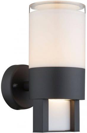 Уличный настенный светодиодный светильник Globo Nexa 34011