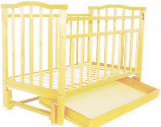 Кроватка с маятником Золушка-4 (слоновая кость) обычная кроватка агат 52105 золушка 4 слоновая кость