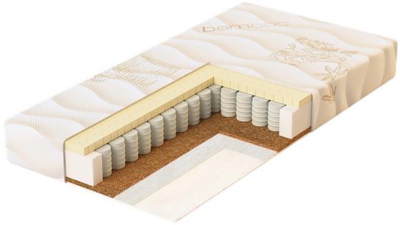 где купить Матрас 125х65х14см Plitex Bamboo Sleep по лучшей цене