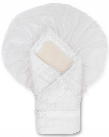 Конверт-одеяло Сонный Гномик Зимушка (белый) сонный гномик конверт одеяло жемчужинка сонный гномик голубой