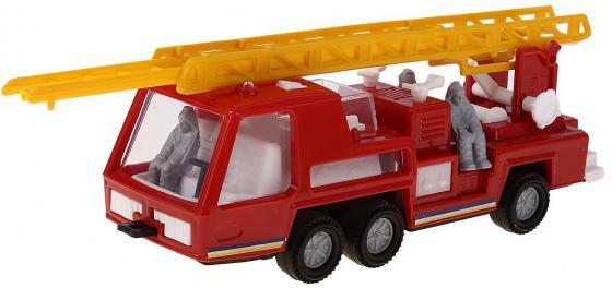 Автомобиль пожарный Форма Пожарная СМ 19 см красный С-5-Ф грузовой автомобиль форма бетономешалка с 134 ф