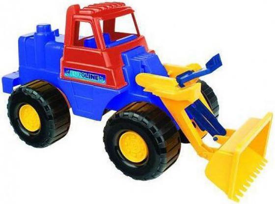 Трактор Нордпласт Носорог 44.5 см черный трактор игрушечный нордпласт трактор дон