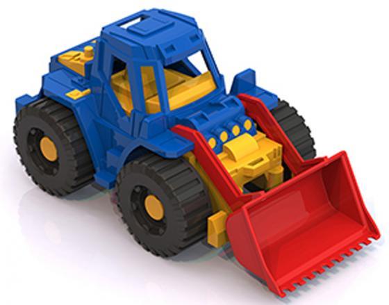 """Трактор Нордпласт """"Дон"""" 20 см цвет в ассортименте 153 трактор нордпласт"""
