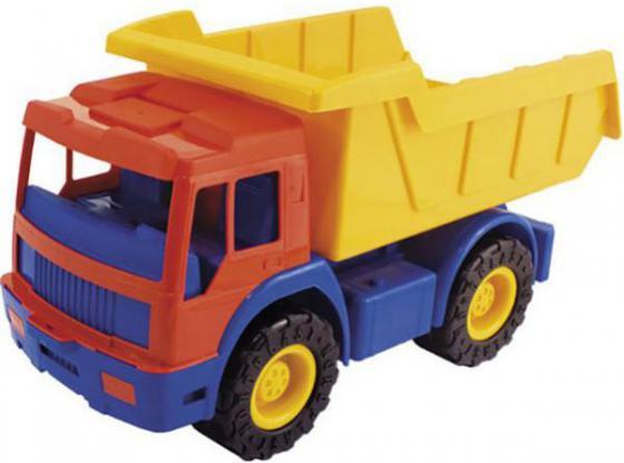 Грузовик Нордпласт Зубр 27 см разноцветный 58 грузовик нордпласт кроха 016 19 см разноцветный в ассортименте