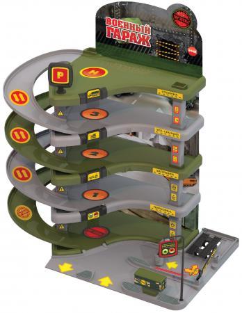 Гараж военный Нордпласт 431224 игровые наборы нордпласт гараж автопаркинг 2