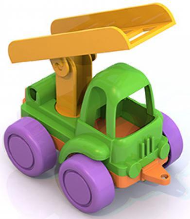 Пожарная машина Нордпласт Нордик 11.5 см разноцветный в ассортименте нордпласт пожарная машина кама