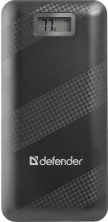 все цены на Портативное зарядное устройство Defender Lavita 20000 5V/2А USB 20000 mAh черный 83635 онлайн