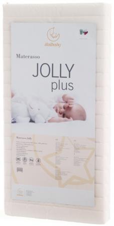 Матрас 63х125см Italbaby Jolly Plus (010,0320-) фотопленка ilford 135 fp4 plus 125 2016