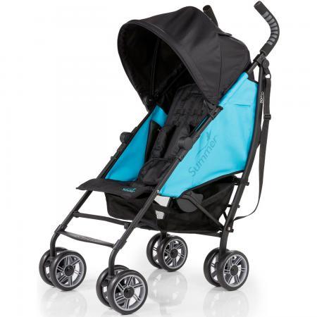 Коляска прогулочная Summer Infant 3D Flip Stroller (black/ocean blue 2L) luxury stand flip
