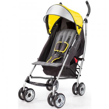 Коляска прогулочная Summer Infant 3D Lite Stroller (citrus 1L) newborn baby boy girl infant warm cotton outfit jumpsuit romper bodysuit clothes