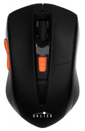 лучшая цена Мышь беспроводная Oklick 585MW чёрный USB