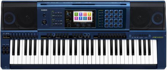Синтезатор Casio MZ-X500 61 клавиша USB черный