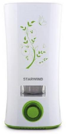 Увлажнитель воздуха StarWind SHC4210 белый зелёный starwind shc4210