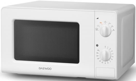 все цены на Микроволновая печь DAEWOO KOR-6607W 700 Вт белый онлайн
