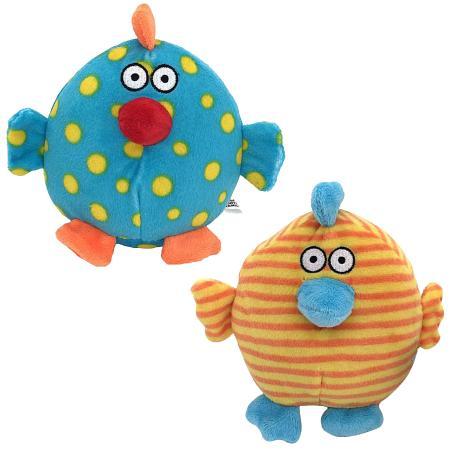Мягкая игрушка петух Fluffy Family Круглик 12 см разноцветный текстиль в ассортименте 681213 fluffy family игрушка божья коровка fluffy family