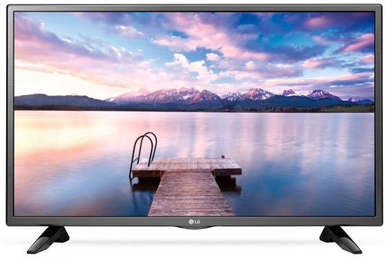 "Телевизор 32"" LG 32LW300C черный 1366x768 60 Гц HDMI USB RS-232C RJ-45"
