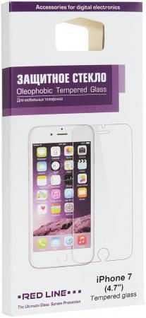Защитное стекло Red Line для Apple iPhone 7 УТ000009670 все цены