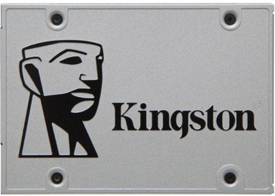 Твердотельный накопитель SSD 2.5 960Gb Kingston SSDNow UV400 Read 540Mb/s Write 500Mb/s SATAIII SUV400S37/960G
