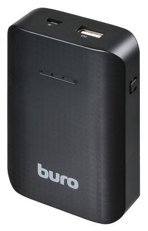 Портативное зарядное устройство Buro RC-7500 7500мАч черный ламинатор buro hq 236