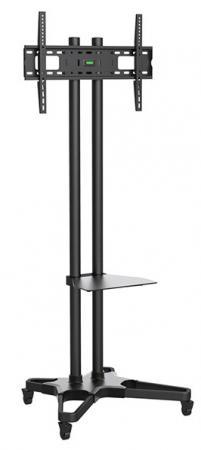Подставка ARM Media PT-STAND-2 черный для LCD/LED ТВ 32-70 напольный фиксированный max 70 кг