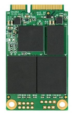 SSD Твердотельный накопитель mSATA 128Gb Transcend MSA370 SATAIII TS128GMSA370