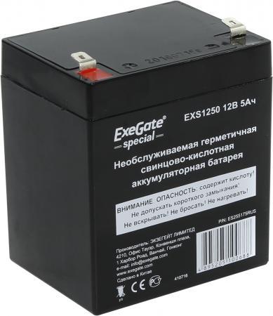 цена на Батарея Exegate 12V 5Ah EXS1250 ES255175RUS