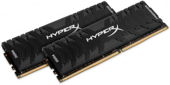 Оперативная память 8Gb (2x4Gb) PC3-19200 2400MHz DDR3 DIMM CL11 Kingston HX324C11PB3K2/8