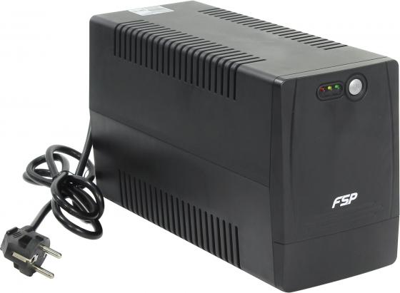 ИБП FSP DP2000 (PPF12A1201) 2000VA ибп fsp dpv 2000 2000va 1200w lcd display 4 euro