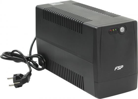 ИБП FSP DP1000 1000VA PPF6000801 1000VA/600W набор для объемного 3д рисования feizerg fsp 001 фиолетовый