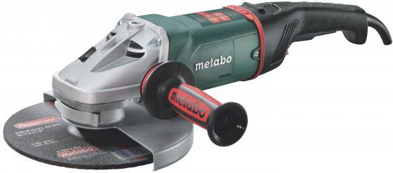 Углошлифовальная машина Metabo W24-230MVT 230 мм 2400 Вт 606467000 угловая шлифмашина metabo w 26 230 mvt 606474000