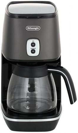 Кофеварка DeLonghi ICMI211.BK 1000 Вт черный стоимость