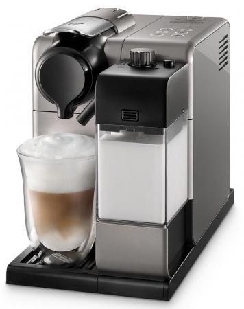 Кофемашина DeLonghi Nespresso EN550.S 1400 Вт серебристый кофемашина delonghi ecam510 55 m 1450 вт серебристый