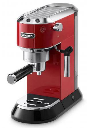 Кофеварка DeLonghi EC680.R 1450 Вт красный кофеварка delonghi icm 2 1b