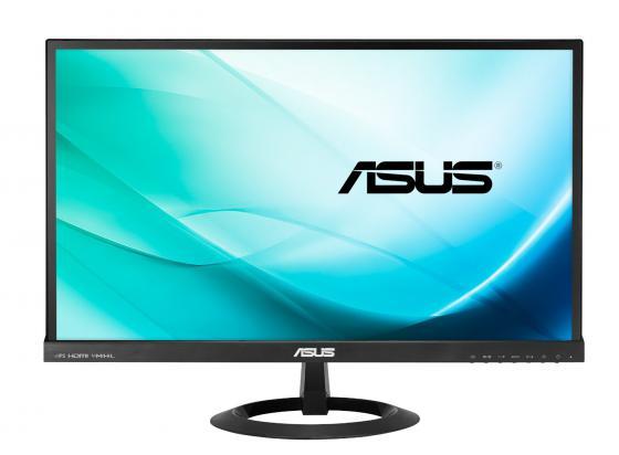 """Монитор 23"""" ASUS VX239H черный AH-IPS 1920x1080 250 cd/m^2 5 ms HDMI VGA Аудио"""