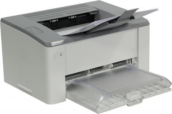 Принтер HP LaserJet Ultra M106w G3Q39A ч/б A4 22ppm 600x600dpi 128Mb Wi-Fi USB  лазерный принтер hp laserjet ultra m106w