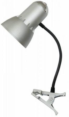Настольная лампа Трансвит Nadezhda 40Вт серебристый цена